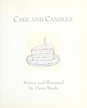 Cover of: Cake and candles
