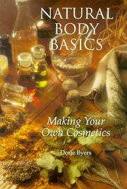 Cover of: Natural body basics