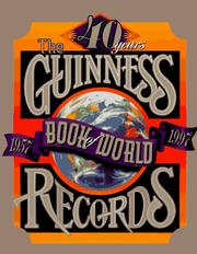 Cover of: The Guinness Book of World Records 1997 (Guinness World Records) | Mark C. Young