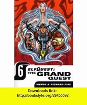 Cover of: ElfQuest, the grand quest