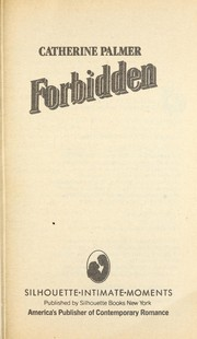 Cover of: Forbidden