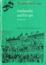 Cover of: Fairbooths and Fit-Ups