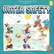 Cover of: Water Safety | Pati Myers Gross