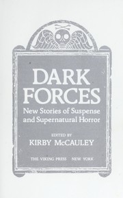 Cover of: Dark forces |