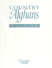 Cover of: Country afghans |