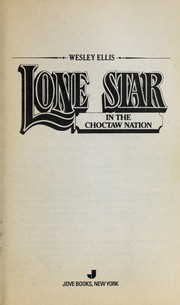 Lone Star in the Choctaw nation