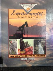 Cover of: Environmental America | D. J. Herda