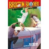 Cover of: It happened on a train (Brixton Brothers #3)