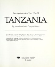Cover of: Tanzania | Jason Lauré