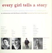 Cover of: Every girl tells a story