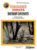 Cover of: Endangered Animals of the Southern Continents | Barbara Behm