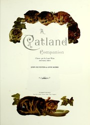 Cover of: A catland companion | John Silvester