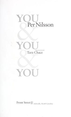 You & you & you