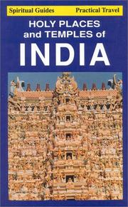 Cover of: Holy Places & Temples of India | John Howley