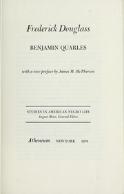 Cover of: Frederic Douglas