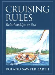 Cover of: Cruising rules