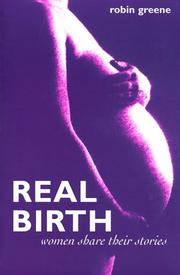 Cover of: Real Birth