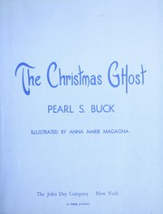 Cover of: The Christmas ghost