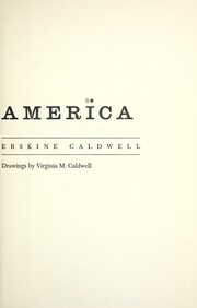 Cover of: Around about America