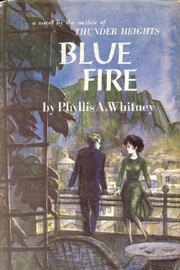Cover of: Blue Fire