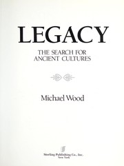 Cover of: Legacy | Michael Wood