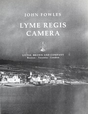 Cover of: Lyme Regis camera