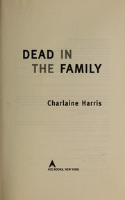 Cover of: Dead in the family