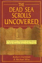 Cover of: The Dead Sea Scrolls Uncovered |