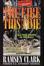Cover of: The Fire This Time