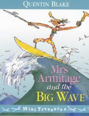 Cover of: Mrs.Armitage and the Big Wave