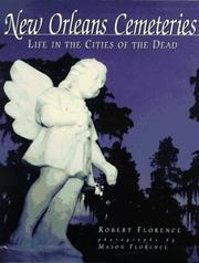 Cover of: New Orleans Cemeteries | Florence Robert