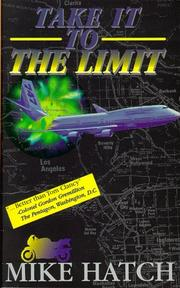 Cover of: Take It to the Limit | Mike Hatch