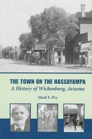 Cover of: The town on the Hassayampa