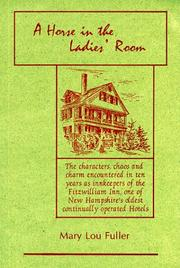 Cover of: A Horse in the Ladies' Room