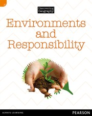 Cover of: Environments and Responsibility | Julie Murphy