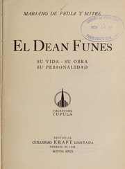 Cover of: El dea n Funes