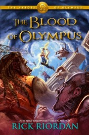 Cover of: The Blood of Olympus