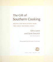 Cover of: The gift of Southern cooking