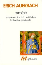 Cover of: Mimésis