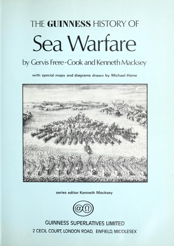 The Guinness history of sea warfare by Gervis Frere-Cook