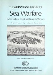 Cover of: The Guinness history of sea warfare by Gervis Frere-Cook