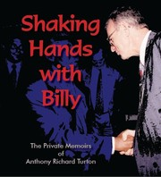Cover of: Shaking Hands with Billy | Anthony Turton