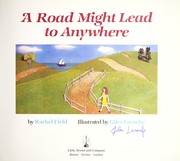 Cover of: A road might lead to anywhere