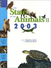 The State of the Animals II