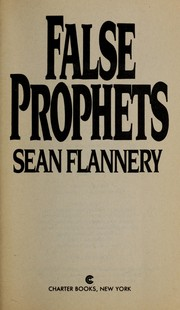Cover of: False Prophets | Sean Flannery