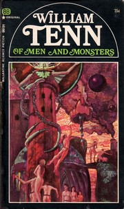 Cover of: Of men and monsters | William Tenn