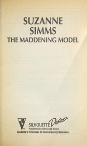 Cover of: Maddening Model (Hazards, Inc.)