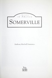Cover of: Somerville, MA