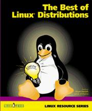 Cover of: The Best of Linux Distributions
