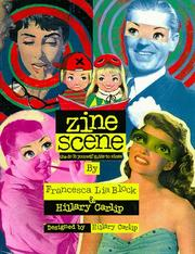 Cover of: Zine scene